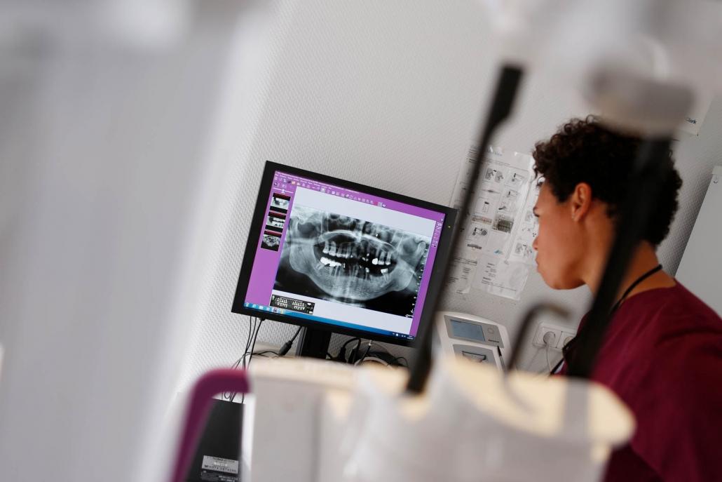 Technische Ausstattung   Zahnärzte am Papenberg
